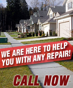 Contact Garage Door Repair Company in California